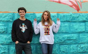 Heart City Apparel: Style, street art and philanthropy collide
