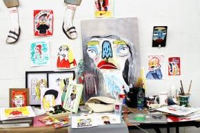 Katie Morton: Queen of the Broke ArtStudents