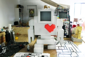 The mechanisms behind LOVEBOT and the art of kindness