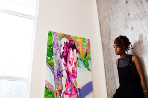 Curtia Wright: Age, decomposition and the value of emergingartists